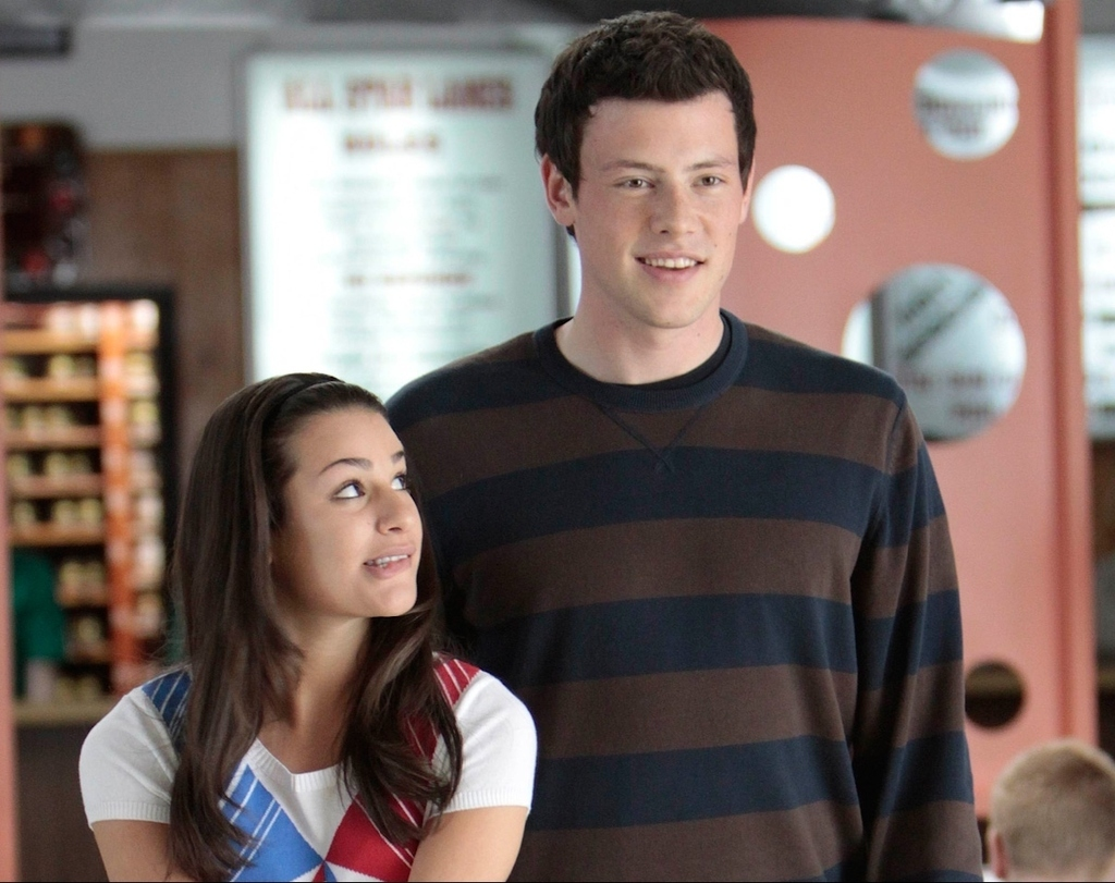 Cory Monteith och Lea Michele dating 2010