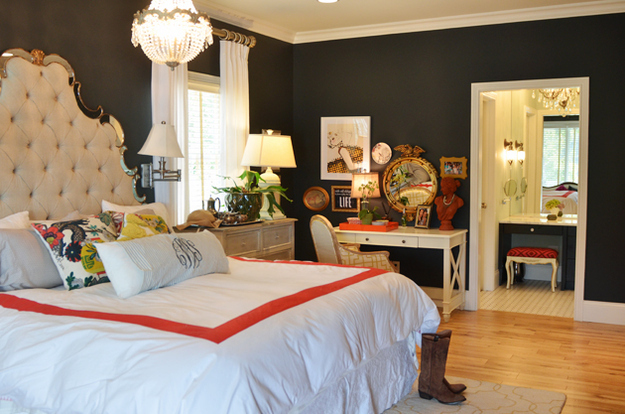 How 14 Popular Paint Colors Look In Actual Rooms