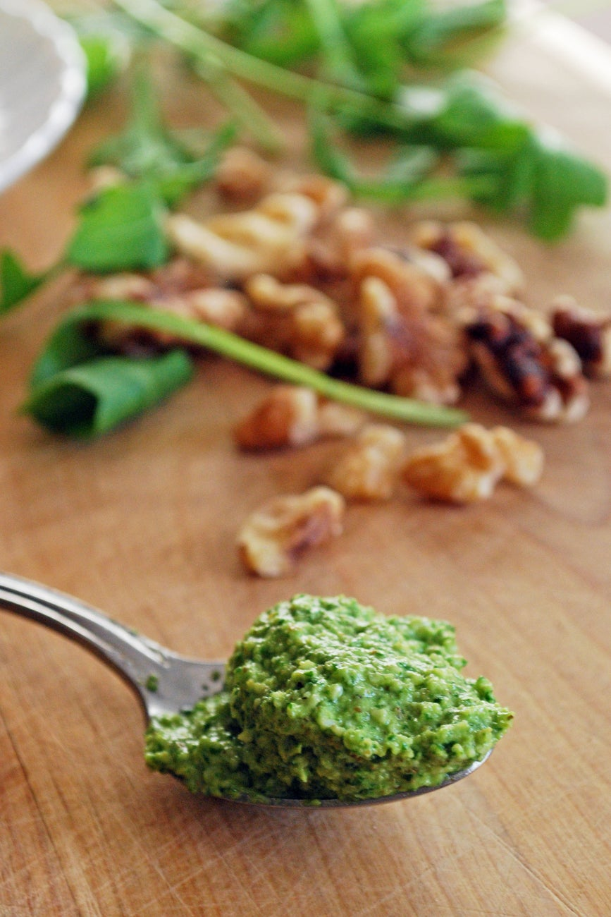 16 Things You Can Turn Into Pesto
