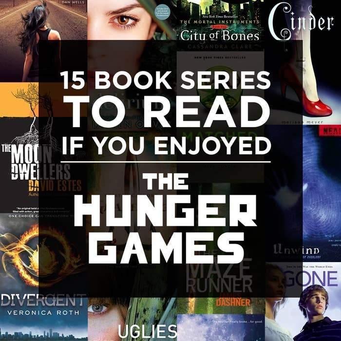 what type of book is the hunger games