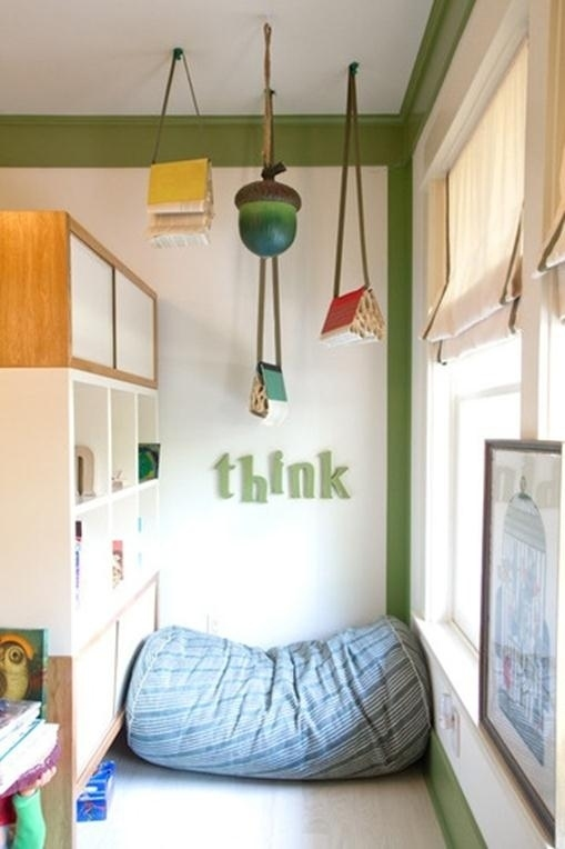 View this image. 21 Cozy Makeshift Reading Nooks