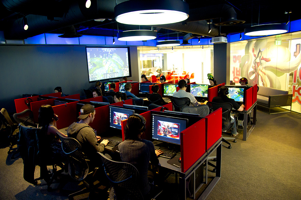 How League Of Legends Took Over Colleges