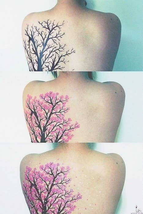 c15905389 50 Insanely Gorgeous Nature Tattoos