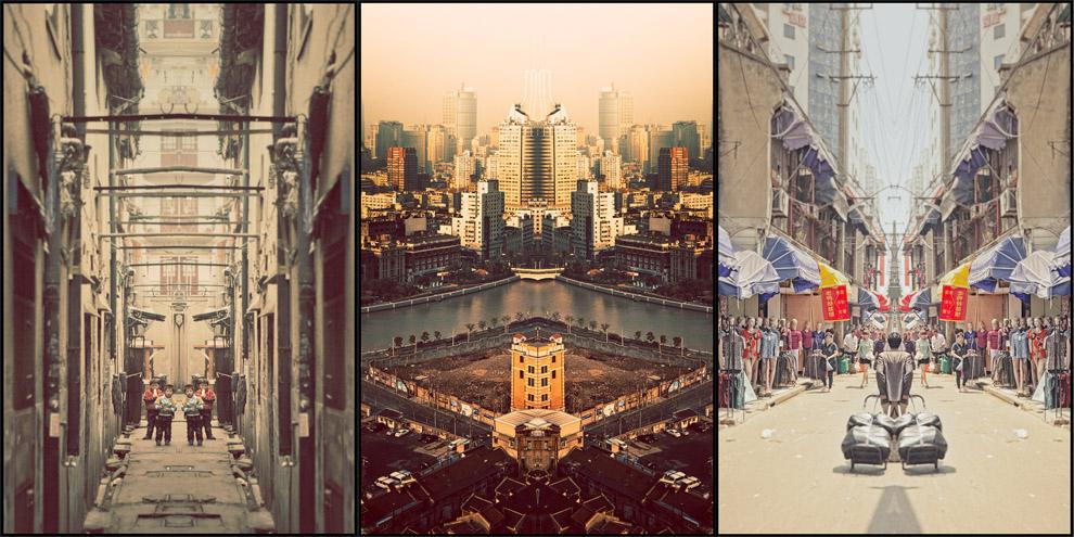 "La serie fotográfica ""China In A Mirror"", de Atelier Olschinsky"