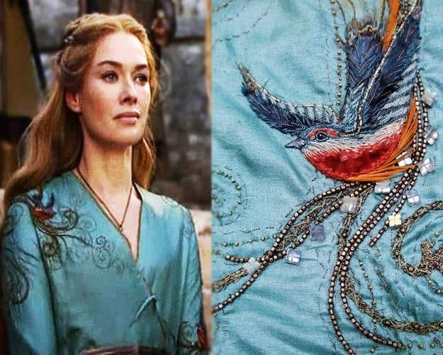 These Close Ups Of Game Of Thrones Fashion Will Take Your Breath Away