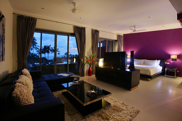 7. Use Your TV To Mentally Separate Your Sleeping Space From Your  Entertainment Space.