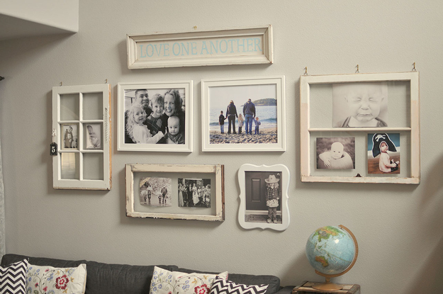 creative gallery wall ideas to transform any room, Home designs
