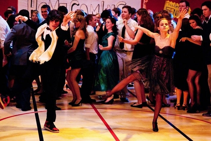 Peters Township High School is where we find the gang for many memorable scenes. It's the football field where Charlie makes friends with Sam and Patrick. It's the cafeteria where Charlie blacks out and beats Patrick's aggressors to a bloody pulp. It's the gym where the prom scene takes place and Patrick and Sam rock out on the dance floor. It holds many memories for Patrick, Sam and Charlie, and who can't relate to those high school days of angst and uncertainty? Walk onto the football field for a little flashback and don't forget to get the classic pic of your friends on the bleachers!