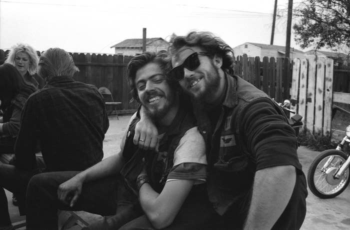 28 Captivating Photos Of Hells Angels From 1965