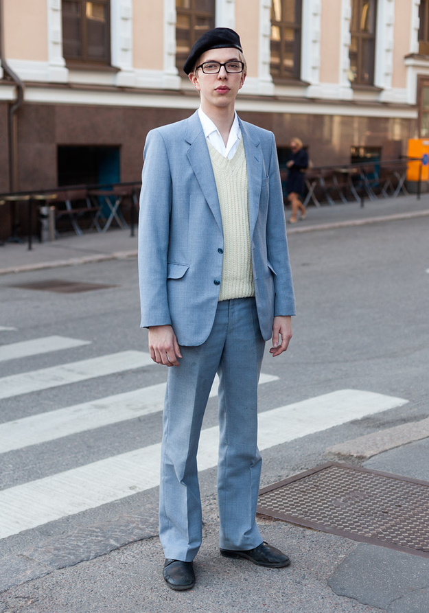 21 Reasons Everyone Should Be Studying Finnish Street Style
