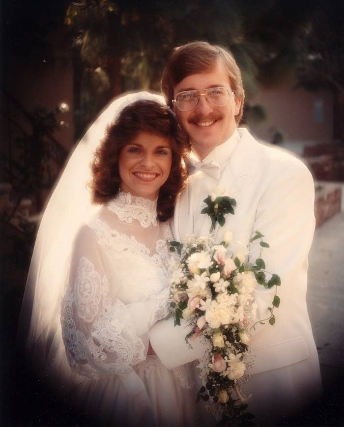 27 Of The Most Amazing 80s Weddings Youll Ever See