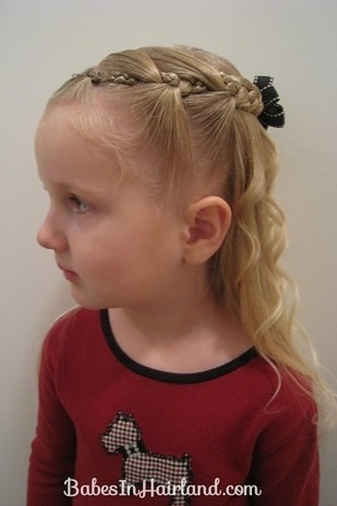 Miraculous 37 Creative Hairstyle Ideas For Little Girls Short Hairstyles Gunalazisus