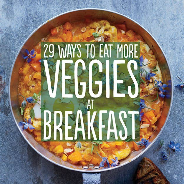 29 ways to eat more veggies for breakfast share on facebook share forumfinder Images