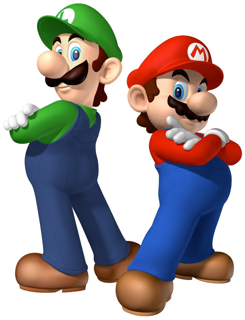 What Is The Greatest Bromance In Video Game History?