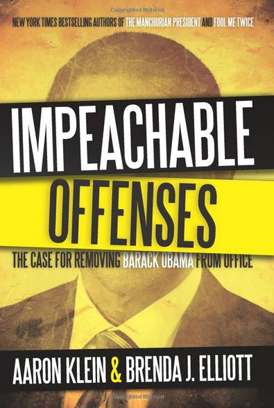 Book Ushers In The Obama Impeachment Movement