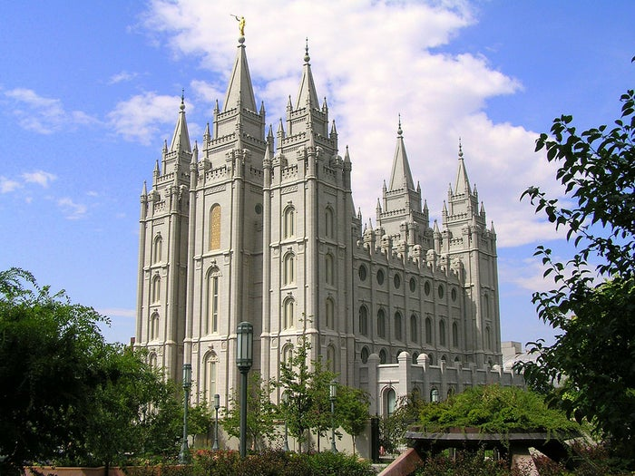 While majority of The Church of Jesus Christ of Latter-Day Saints membership is outside of the U.S, Provo, UT has the highest percentage of Mormons compared to any other U.S. city.