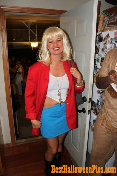 How to make pretty woman costume