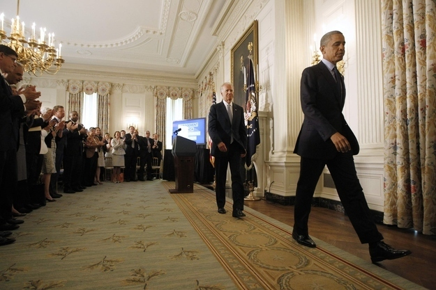 Obama And Biden Have Said Military Action Without Congressional Approval Is Unconstitutional