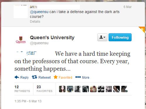 queens online degree reddit