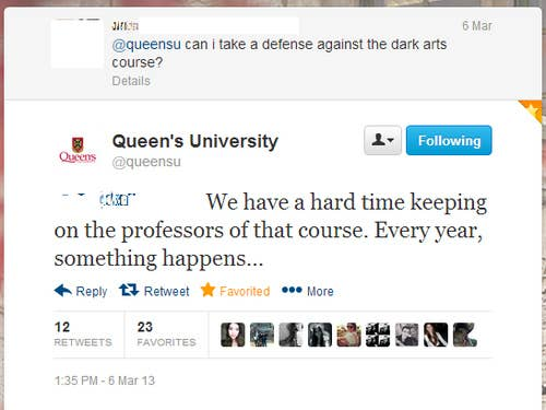 33 Signs You Go To Queen's University, In Kingston