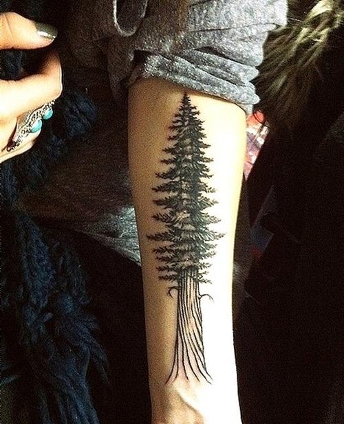 Nature Tattoos On Pinterest: 50 Insanely Gorgeous Nature Tattoos
