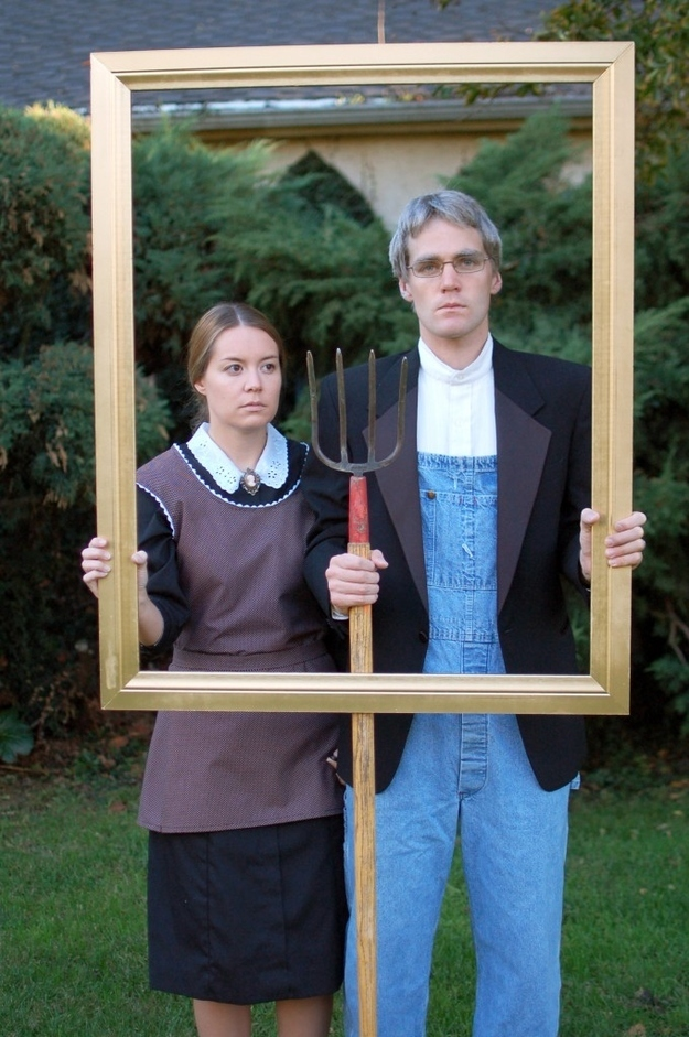 """American Gothic"""