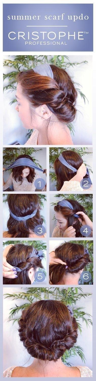 10 Last Minute Hairstyles Flounce Flourish Diy
