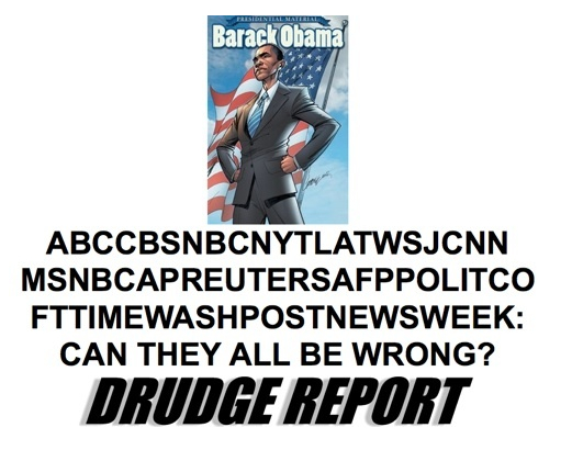 Drudge Drunk Update?