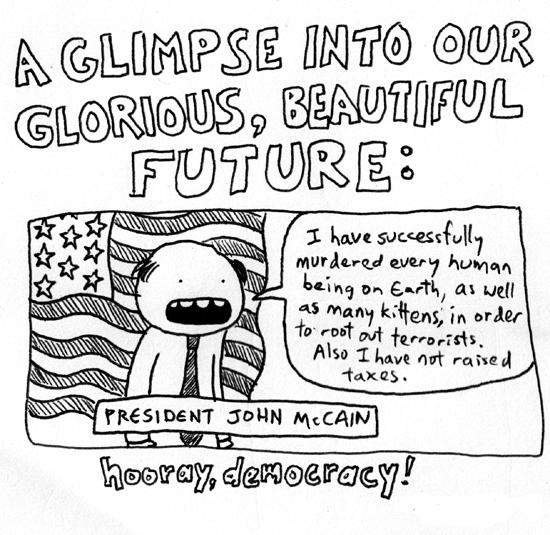 President McCain