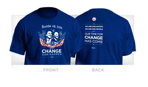 Ugly Obama Victory Shirt