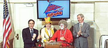 Wall Street Circus