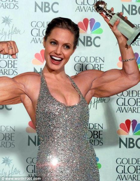 Celebrity Bodybuilders
