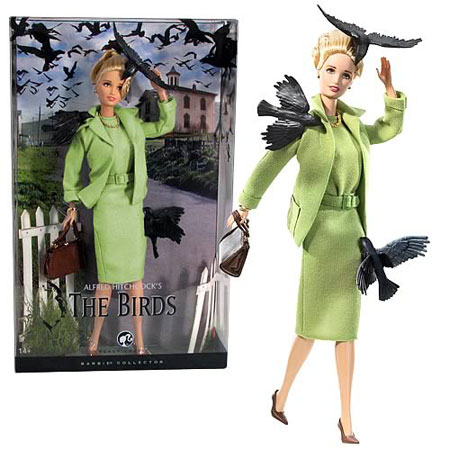 'The Birds' Barbie