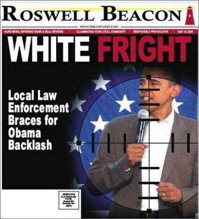 Barack In The Crosshairs