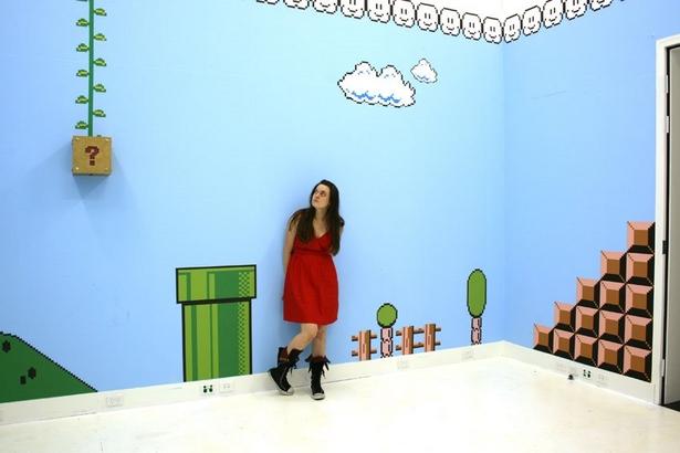 Mario Room