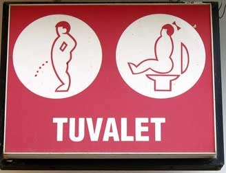 Toilet Iconography