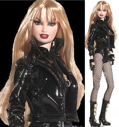 Black Canary Barbie