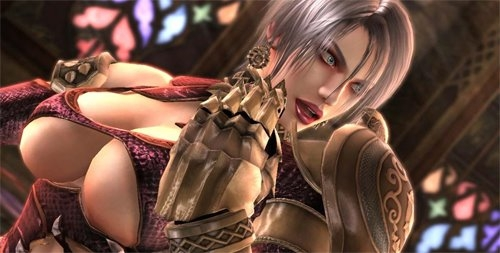 Ridiculous Female Undergarments in Video Games