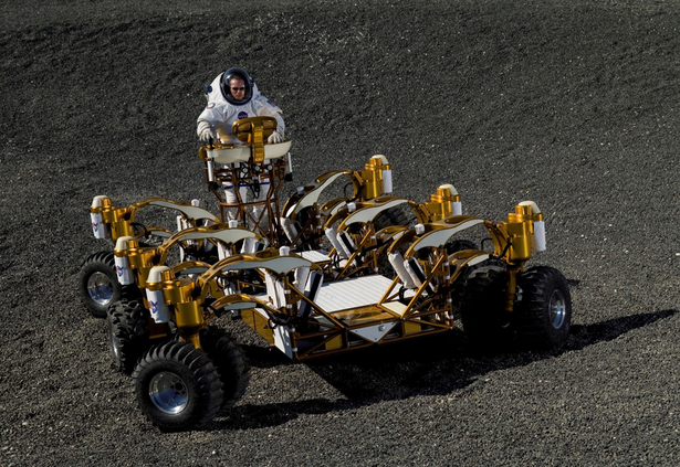 Future Moon Rover