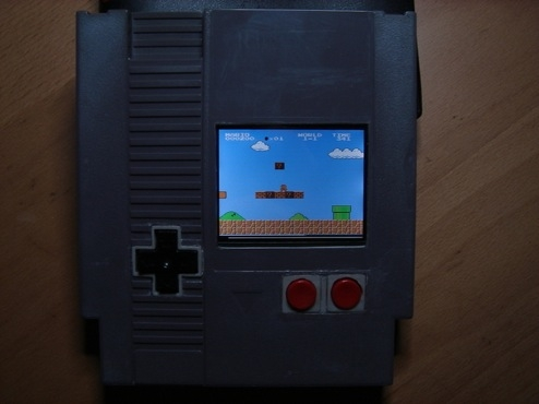 NES System In Cartridge