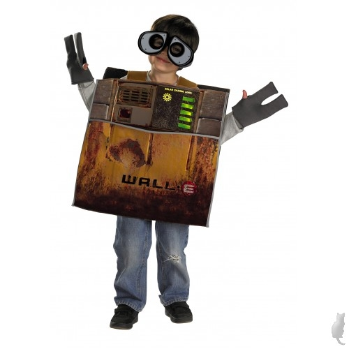 Wall-E Halloween Costume