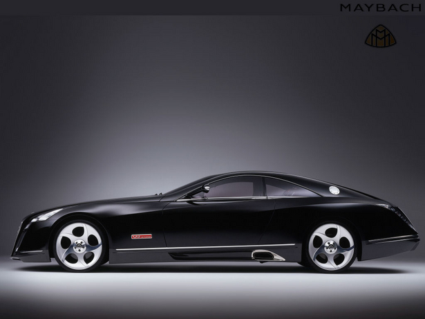 Maybach Concept Car For Sale