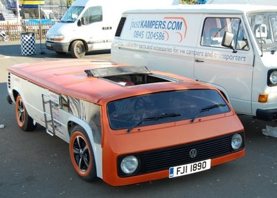 Lowest Volkswagon Bus Ever