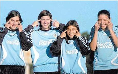 Argentina's Racist Soccer Team