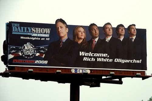 Daily Show Billboard