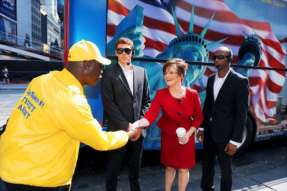 Fake Sarah Palin