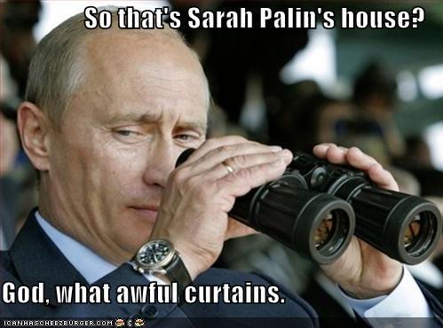 LOL Putin