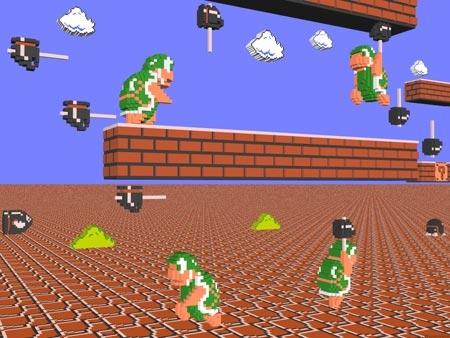 Vintage Nintendo Art