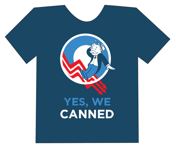 Yes We Canned