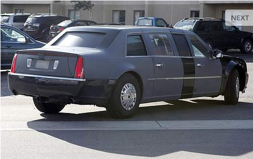 Stagecoach, the Presidential Limo